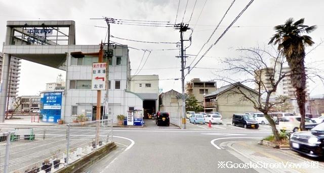 ニッポンレンタカー周辺2